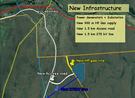 Infrastructure phase 2