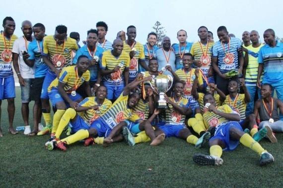 Costa do Sol vence Taça de Honra 2017