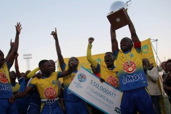 Costa do Sol returns to win the Cup of Mozambique