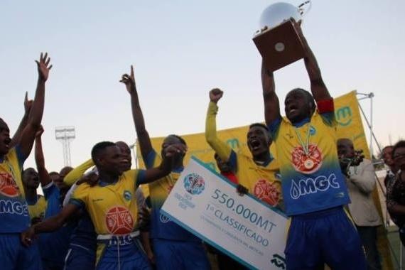 Costa do Sol volta a conquistar Taça de Moçambique
