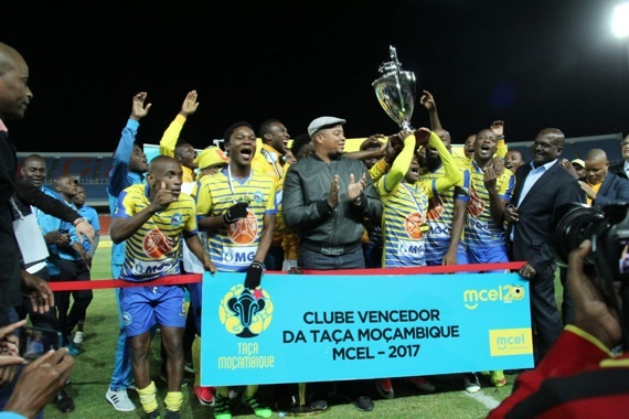 Costa do Sol wins Mozambican Cup 2017