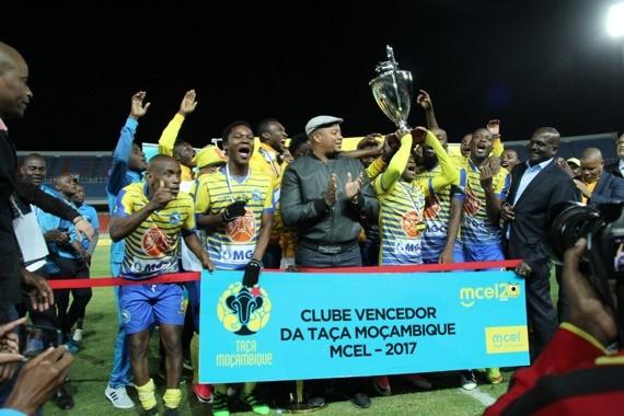 Costa do Sol vence Taça de Moçambique 2017