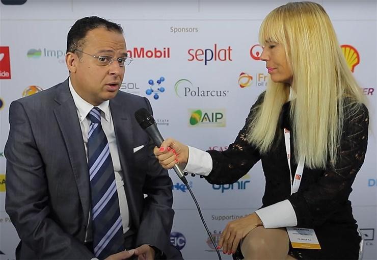 Finance VP of ENH interviewed at Africa Oil Week 2017